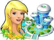 Игра 'Экосити. Солнечный берег'. Строим красивый город на берегу моря!