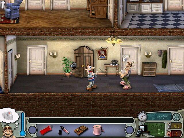 Screens Zimmer 4 angezeig: rar games